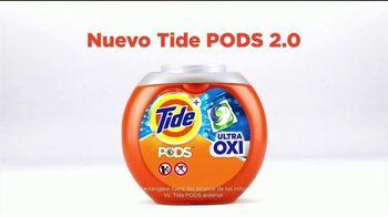Tide PODS Ultra OXI TV Spot, 'Más poder de limpieza' [Spanish] - Thumbnail 1