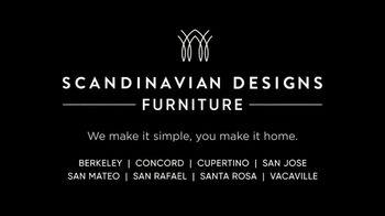 Scandinavian Designs Bedroom Event TV Spot, 'Treat Yourself' - Thumbnail 10