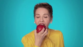 Sea Bond Denture Adhesive Seals TV Spot, 'Apple' - Thumbnail 1