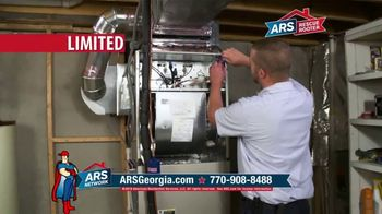 ARS Rescue Rooter Free Furnace Time TV Spot, 'Absolutely Free With Purchase' - Thumbnail 3