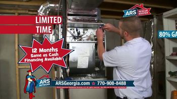 ARS Rescue Rooter Free Furnace Time TV Spot, 'Absolutely Free With Purchase' - Thumbnail 4
