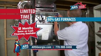ARS Rescue Rooter Free Furnace Time TV Spot, 'Absolutely Free With Purchase' - Thumbnail 5