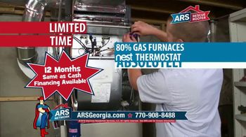 ARS Rescue Rooter Free Furnace Time TV Spot, 'Absolutely Free With Purchase' - Thumbnail 6