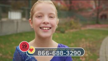 Shriners Hospitals for Children TV Spot, 'Braelynn's Story: Softball'