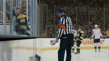 Dunkin' Donuts Cold Brew TV Spot, 'Penalty Box' Featuring David Pastrňák - Thumbnail 2