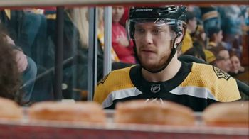 Dunkin' Donuts Cold Brew TV Spot, 'Penalty Box' Featuring David Pastrňák - Thumbnail 4