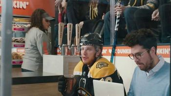 Dunkin' Donuts Cold Brew TV Spot, 'Penalty Box' Featuring David Pastrňák