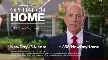 NewDay USA Operation Home TV Spot, 'My Team' - Thumbnail 1