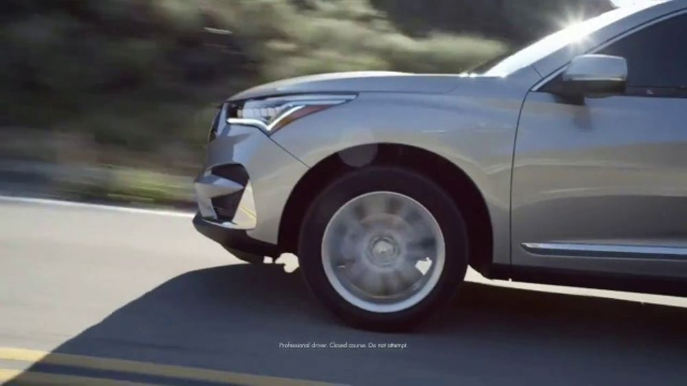 2019 Acura RDX TV Commercial, 'Turbo-Charged' Song by BEGINNERS [T2]