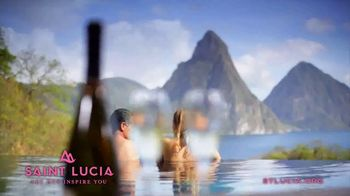 Saint Lucia Tourism Authority TV Spot, 'Indulge Your Passions' - Thumbnail 4