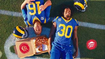 Pizza Hut TV Spot, 'We Go Together Like Goff and Gurley'
