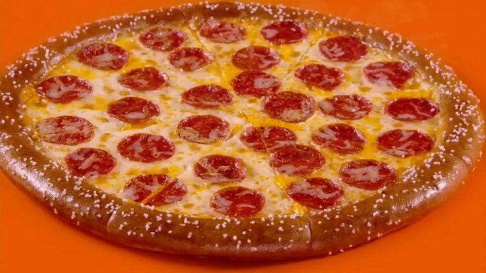 Little Caesars Soft Pretzel Crust Pizza Tv Commercial What You Had