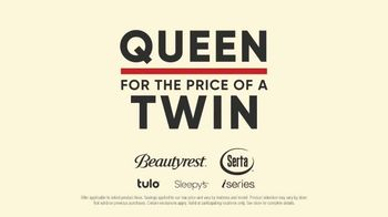 Mattress Firm Presidents Day Preview Sale TV Spot, 'King for a Queen' - Thumbnail 5