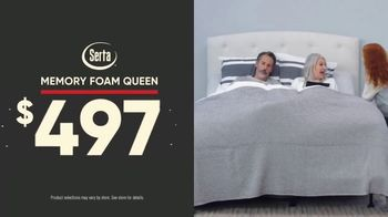 Mattress Firm Presidents Day Preview Sale TV Spot, 'King for a Queen' - Thumbnail 6
