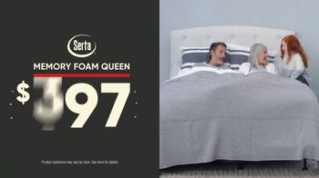 Mattress Firm Presidents Day Preview Sale TV Spot, 'King for a Queen' - Thumbnail 7