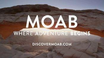 Utah Office of Tourism TV Spot, 'Discover Moab: Break Away' - Thumbnail 9