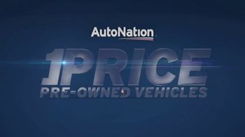 AutoNation 1Price Pre-Owned Vehicles TV Spot, 'Clear' - Thumbnail 3