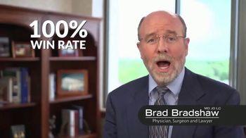 Brad Bradshaw TV Spot, '100 Percent Win Rate' - Thumbnail 5