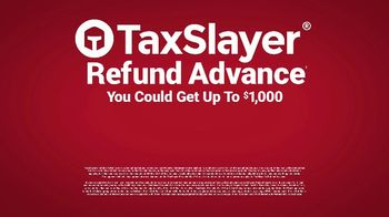 TaxSlayer Refund Advance TV Spot, 'Get Your Money Fast' - Thumbnail 3