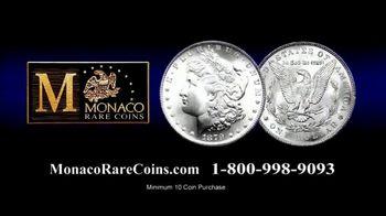 Monaco Rare Coins TV Spot, 'Morgan Silver Dollar Special Offer' - Thumbnail 9