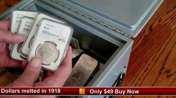 Monaco Rare Coins TV Spot, 'Morgan Silver Dollar Special Offer' - Thumbnail 8