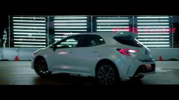 2019 Toyota Corolla TV Spot, 'Thrill Ride: All Offers' [T2] - Thumbnail 10