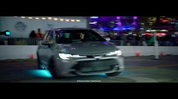 2019 Toyota Corolla TV Spot, 'Thrill Ride: All Offers' [T2] - Thumbnail 2