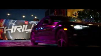 2019 Toyota Corolla TV Spot, 'Thrill Ride: All Offers' [T2] - Thumbnail 3