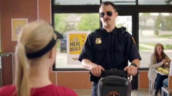 Hungry Howie's TV Spot, 'Mall Cop: $7.99' - Thumbnail 1