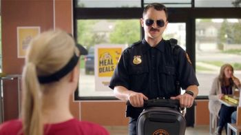 Hungry Howie's TV Spot, 'Mall Cop: $7.99' - Thumbnail 2
