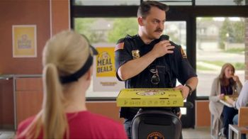 Hungry Howie's TV Spot, 'Mall Cop: $7.99' - Thumbnail 6
