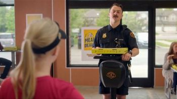 Hungry Howie's TV Spot, 'Mall Cop: $7.99' - Thumbnail 7