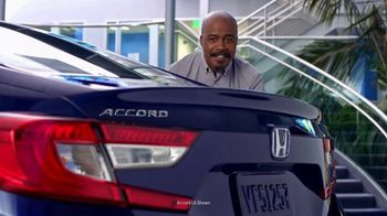 2019 Honda Accord TV Spot, 'My Turn' Featuring Marlon Young [T2] - 1972 commercial airings