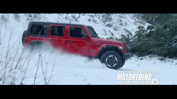 Jeep TV Spot, 'Agree to Disagree: Winter' Song by Carrollton [T2] - Thumbnail 3