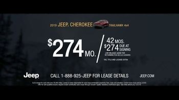 Jeep TV Spot, 'Agree to Disagree: Winter' Song by Carrollton [T2] - Thumbnail 5