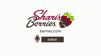 Shari's Berries TV Spot, 'Valentine's Day: Dipped Strawberries and Roses' - Thumbnail 10