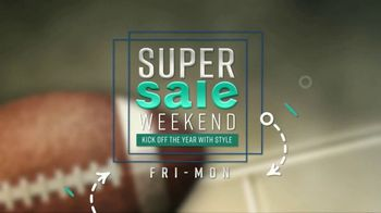Ashley HomeStore Super Sale Weekend TV Spot, 'Four Days Only' - Thumbnail 3