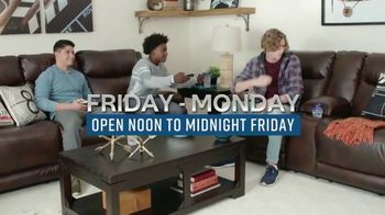 Ashley HomeStore Super Sale Weekend TV Spot, 'Four Days Only' - Thumbnail 8