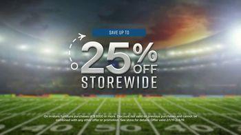 Ashley HomeStore Super Sale Weekend TV Spot, '25 Percent Off' - Thumbnail 4