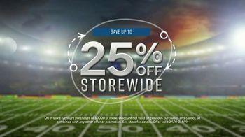 Ashley HomeStore Super Sale Weekend TV Spot, '25 Percent Off' - Thumbnail 5