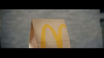 McDonald's $1 $2 $3 Menu TV Spot, 'Pat on the Back' - Thumbnail 1