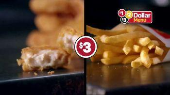 McDonald's $1 $2 $3 Menu TV Spot, 'Pat on the Back' - Thumbnail 10