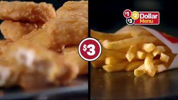 McDonald's $1 $2 $3 Menu TV Spot, 'Pat on the Back' - Thumbnail 9