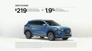 2019 Hyundai Tucson TV Spot, 'Built Right In' [T2] - Thumbnail 8