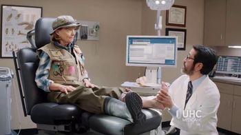 UnitedHealthcare AARP MedicareComplete TV Spot, 'Busy Grandma' - Thumbnail 9