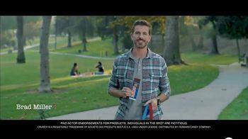 Crunch TV Spot, 'Brad Miller'