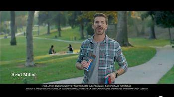 Nestle Crunch TV Spot, 'Brad Miller' - Thumbnail 2