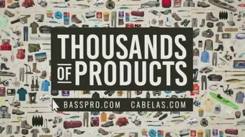 Bass Pro Shops TV Spot, 'Thousands of Products With Free Shipping' - Thumbnail 10