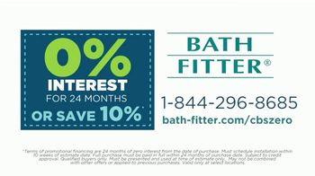 Bath Fitter TV Spot, 'Ready to Go: Zero Interest' - Thumbnail 10