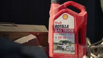 Shell Rotella Gas Truck TV Spot, 'Trucks are Different' - Thumbnail 7